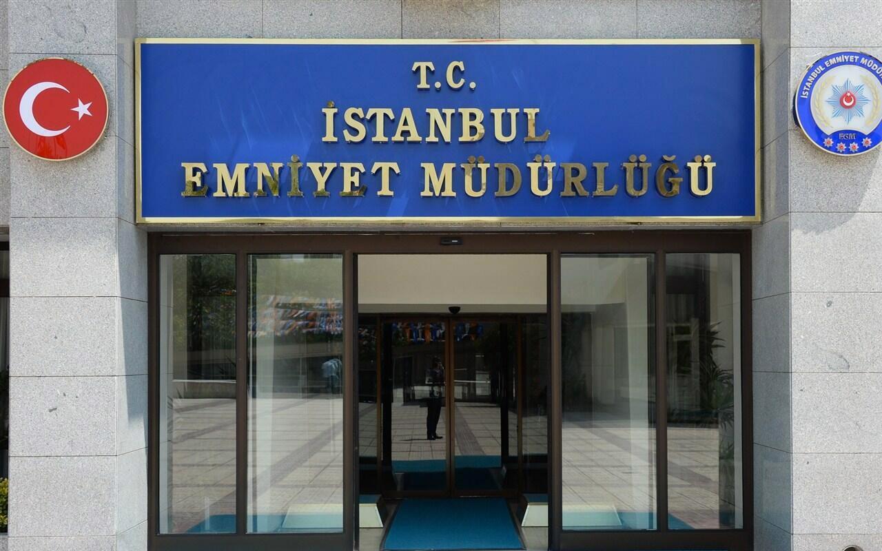 İstanbul Emniyeti'nde 42 polis müdürü ile emniyet amirinin görev yeri değişti