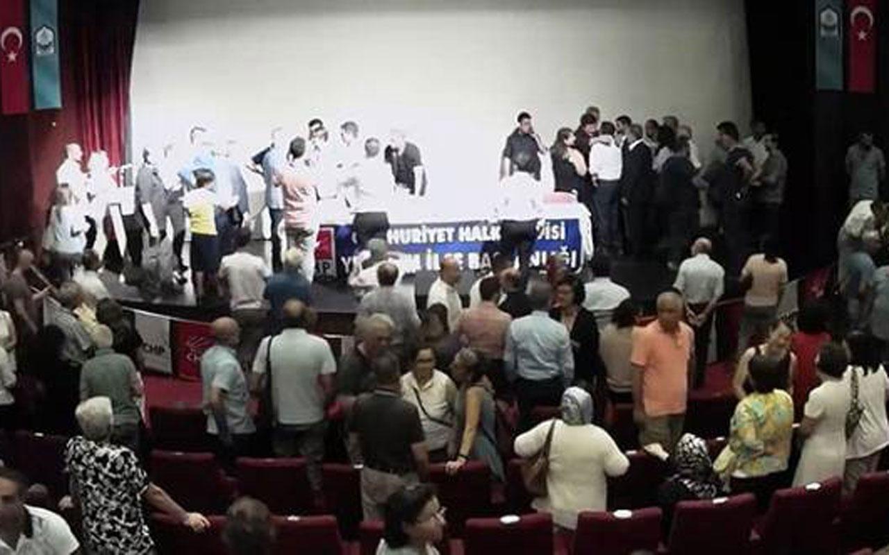 Canan Kaftancıoğlu'nun katıldığı programda olay çıktı