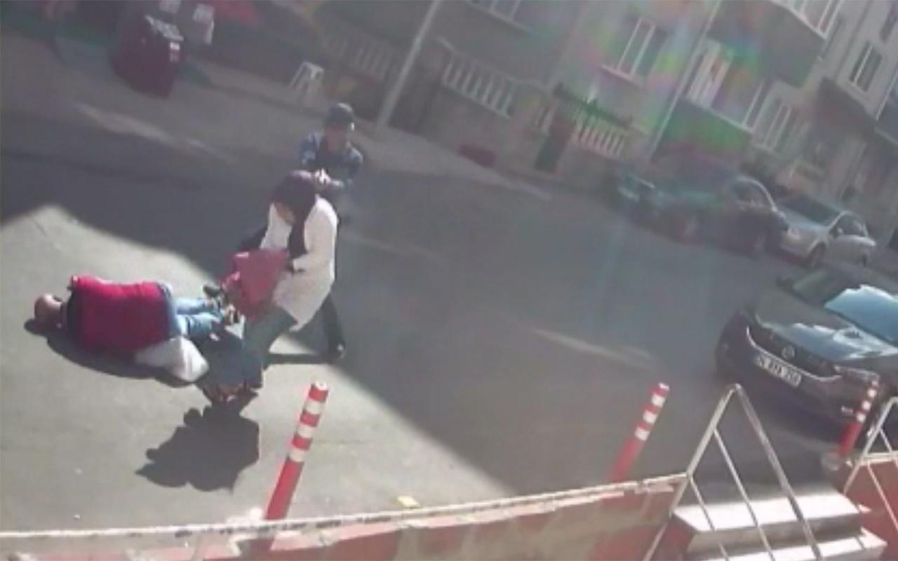 Tekirdağ Çorlu'da sevgililere sokak ortasında silahlı saldırı