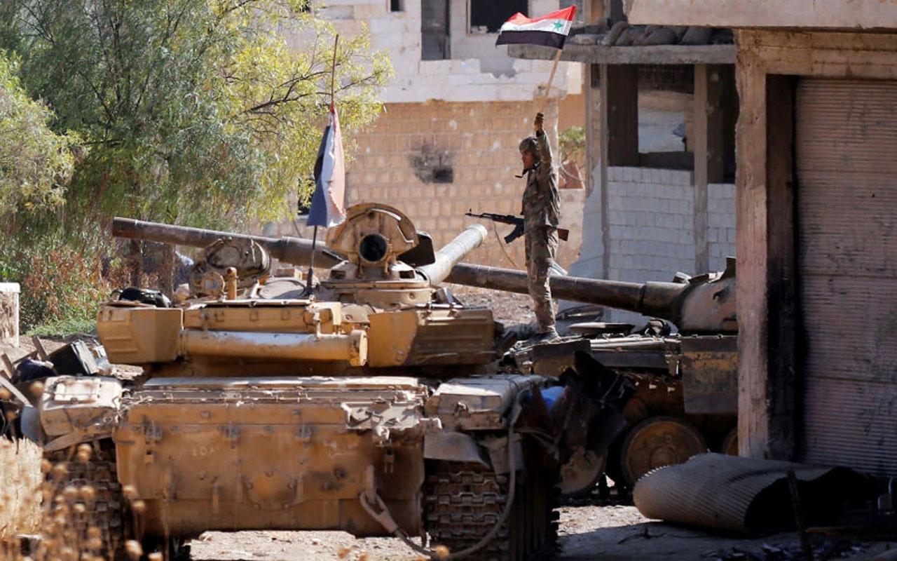 Rusya açıkladı! Rejim güçleri İdlib bölgesinde ateşkes ilan edecek