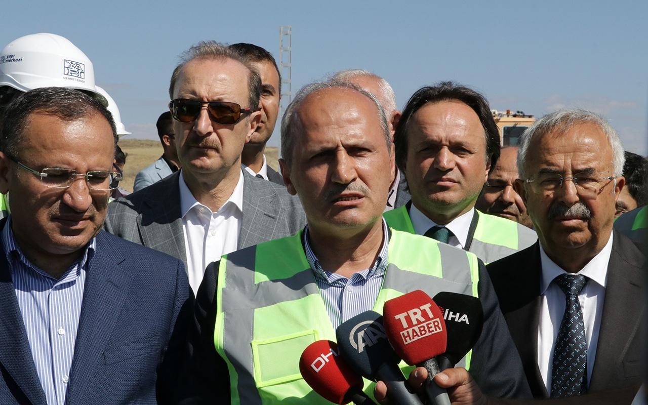 Bakan Turhan İstanbul İzmir otobanını kullanan araç sayısını açıkladı