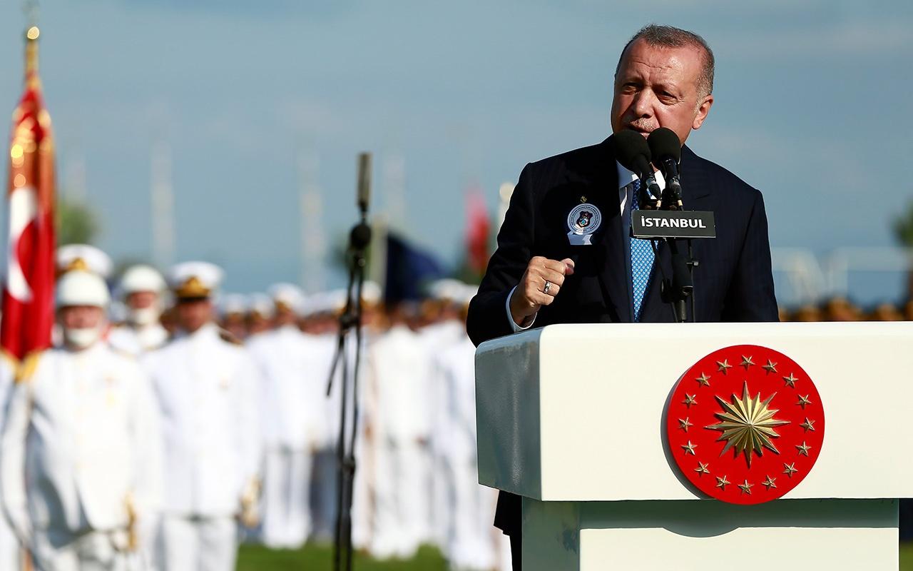 Harp Okulları diploma töreni! Cumhurbaşkanı Erdoğan'dan son dakika açıklamalar...