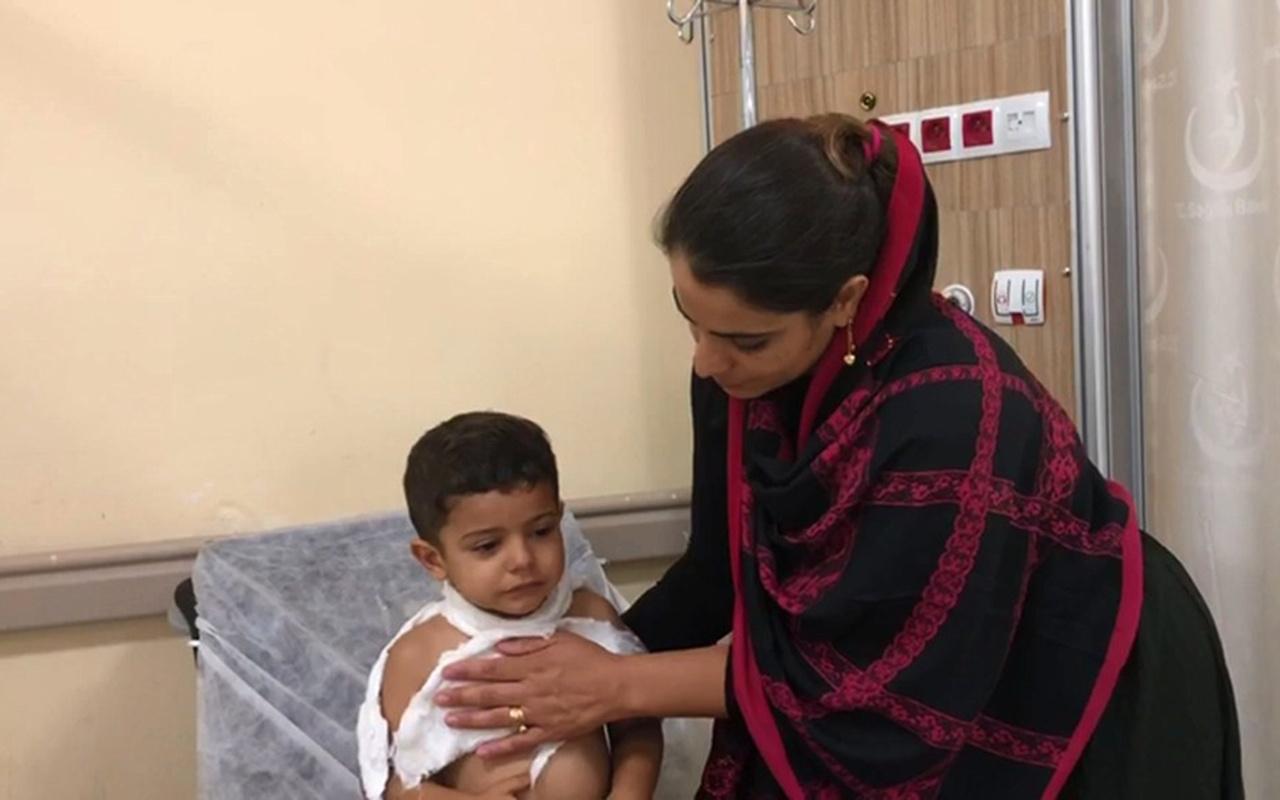 Şanlıurfa Suruç'ta hasta çocuğa müdahale edilmemesine soruşturma