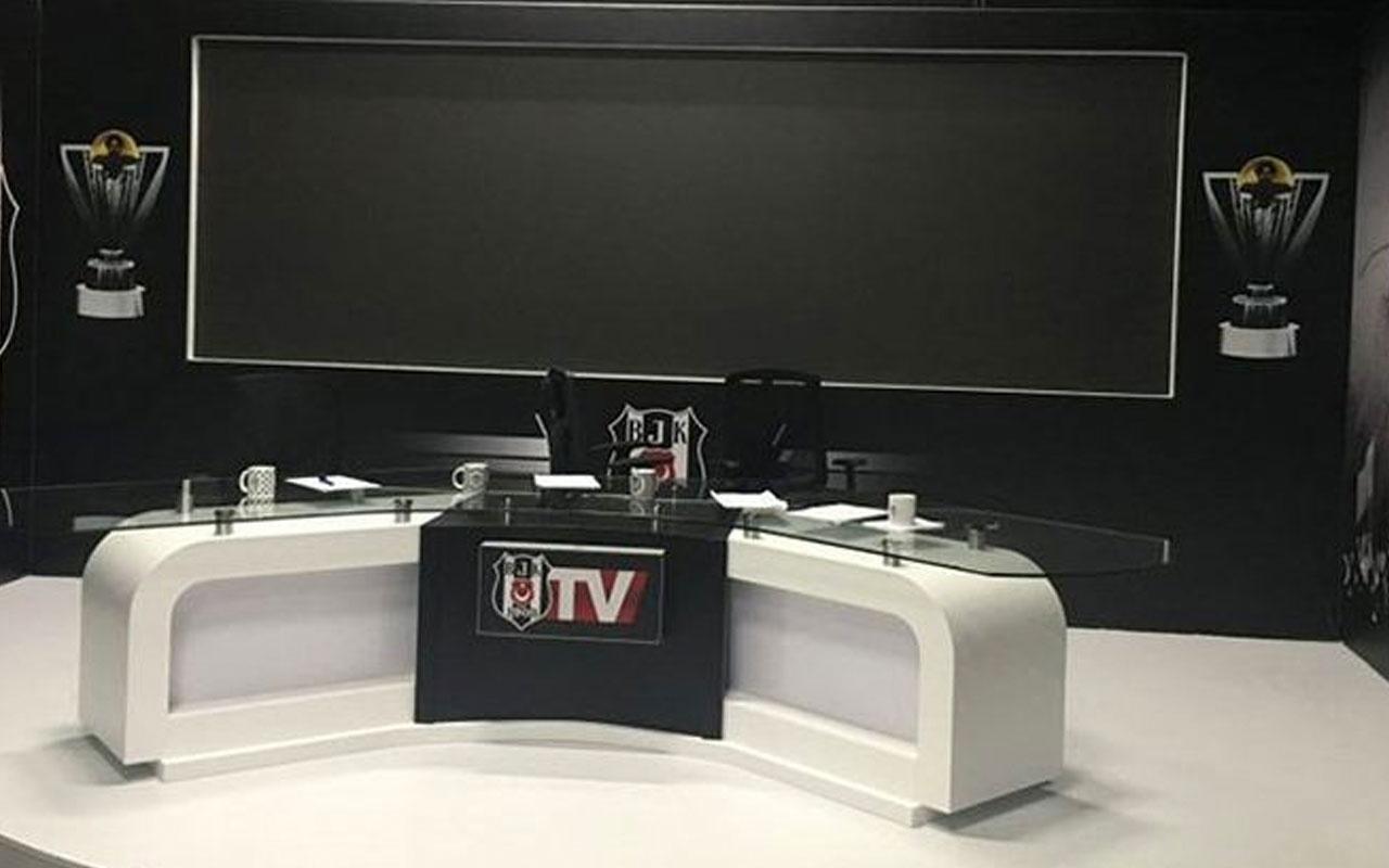 BJK TV yayın hayatı sona erdi