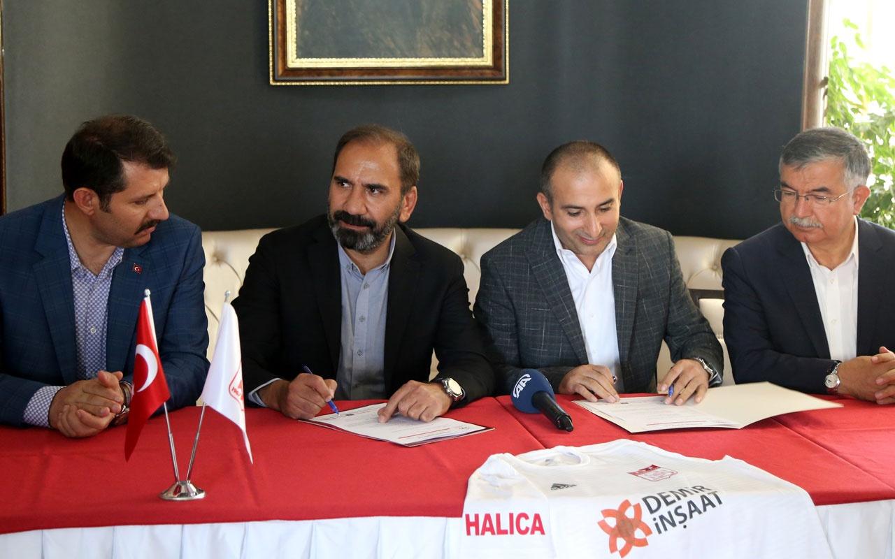 Demir Grup Sivasspor'a yeni sponsor