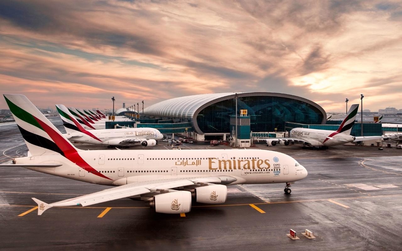 BAE Dubai Havalimanı'nda çalışmalar ekonomik kriz nedeniyle durduruldu