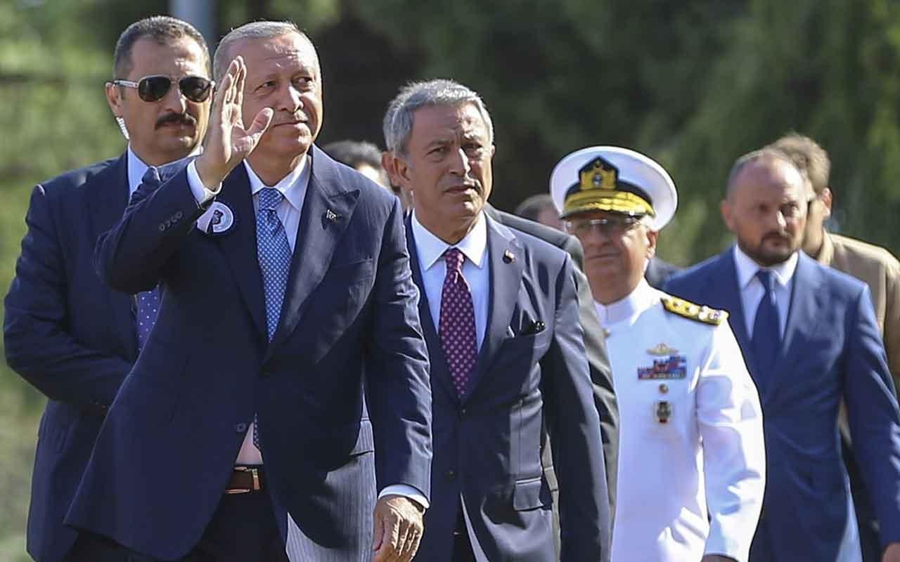 Cumhurbaşkanı Erdoğan, Harp Okulları Diploma Törenine katıldı