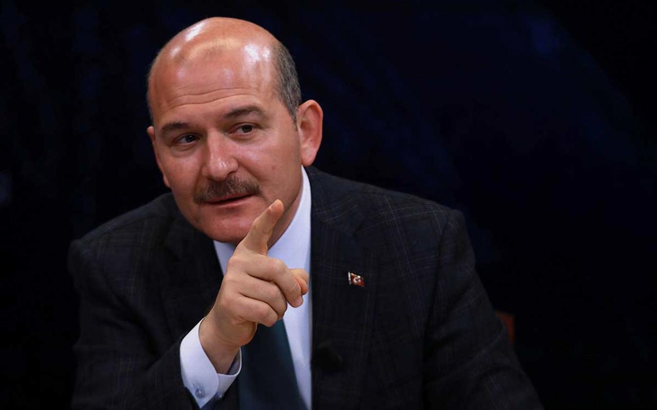 İçişleri Bakanı Soylu açıkladı Özel Harekatçılar Yunan polisine müdahale etti
