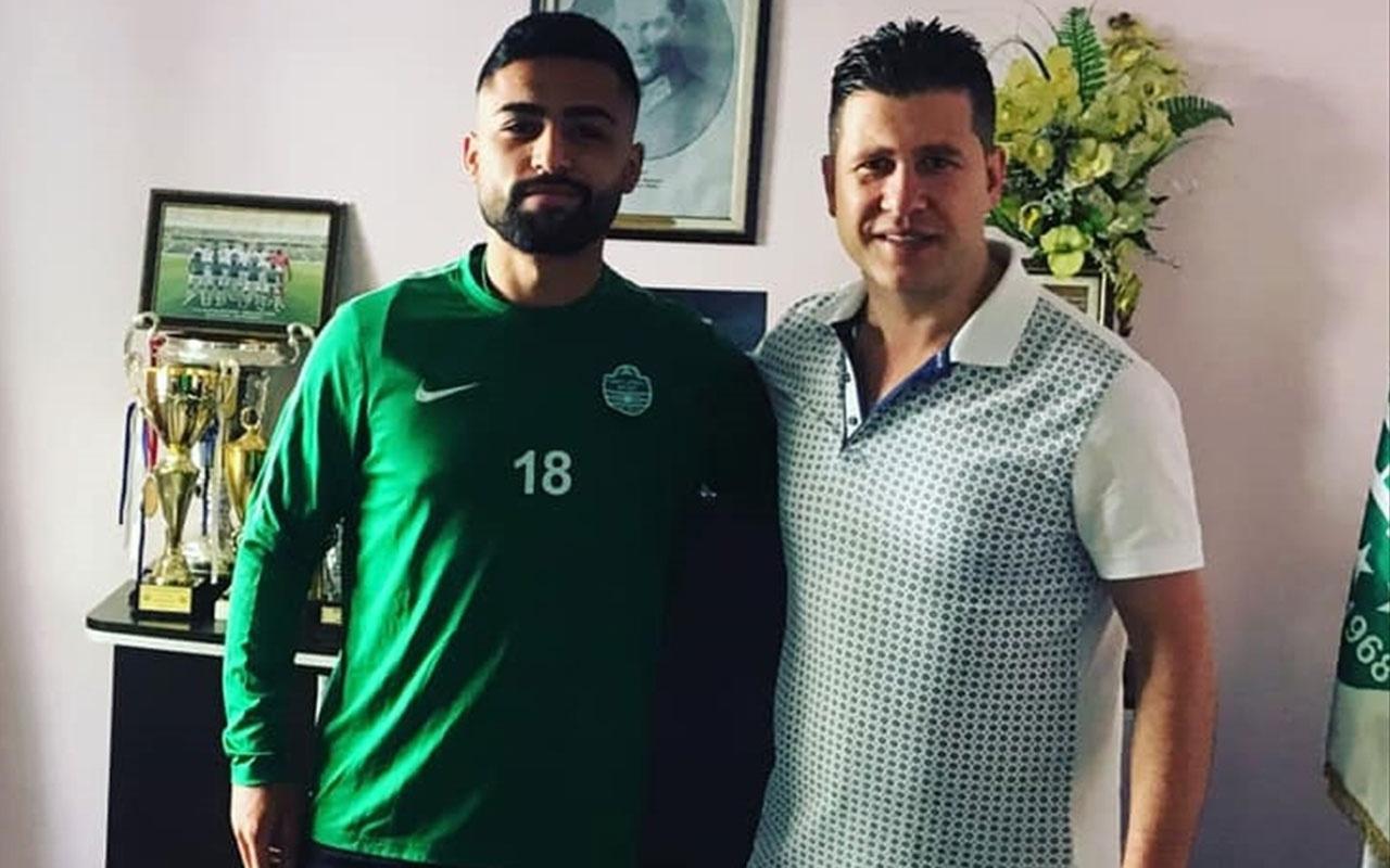 Kırklarelispor Galatasaray'dan 19 yaşındaki Malik Karaahmet'i transfer etti