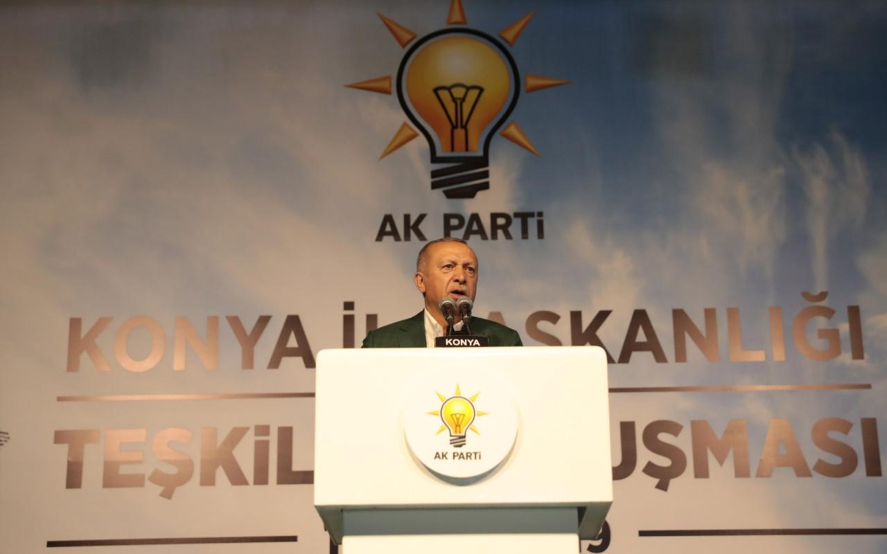 Erdoğan'dan CHP'ye sert eleştiri: Nereden baksan tutarsızlık