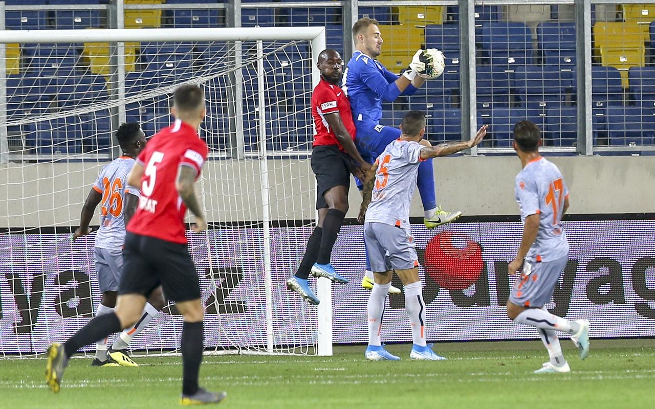 Gençlerbirliği Başakşehir maçı golleri ve geniş özeti