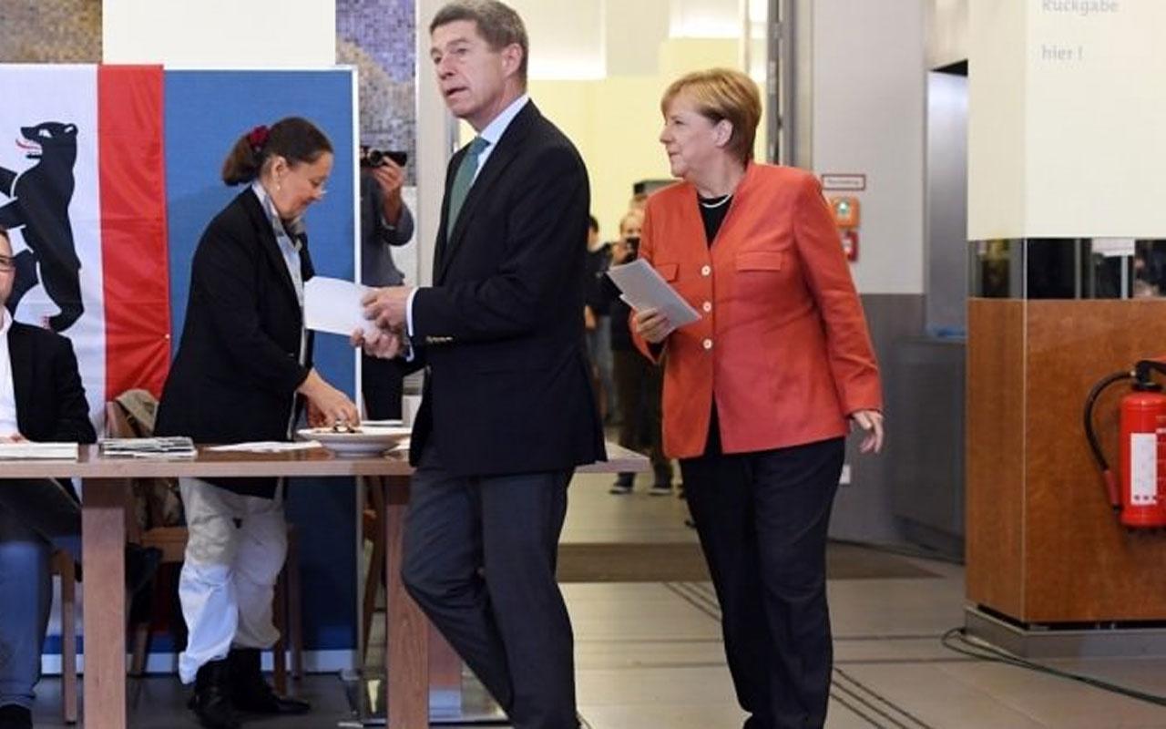 Almanya seçimlerinde dikkat çeken detay