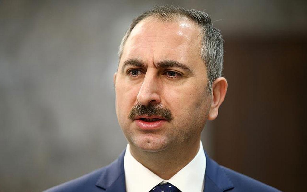 Adalet Bakanı Abdulhamit Gül'den Yargı reformu açıklaması