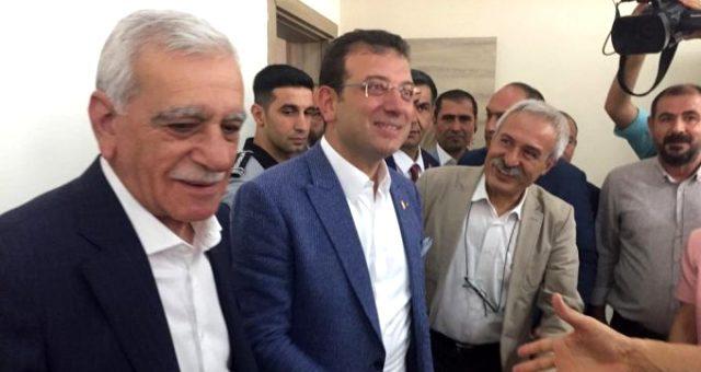 imamoğlu ahmet türk ile ilgili görsel sonucu