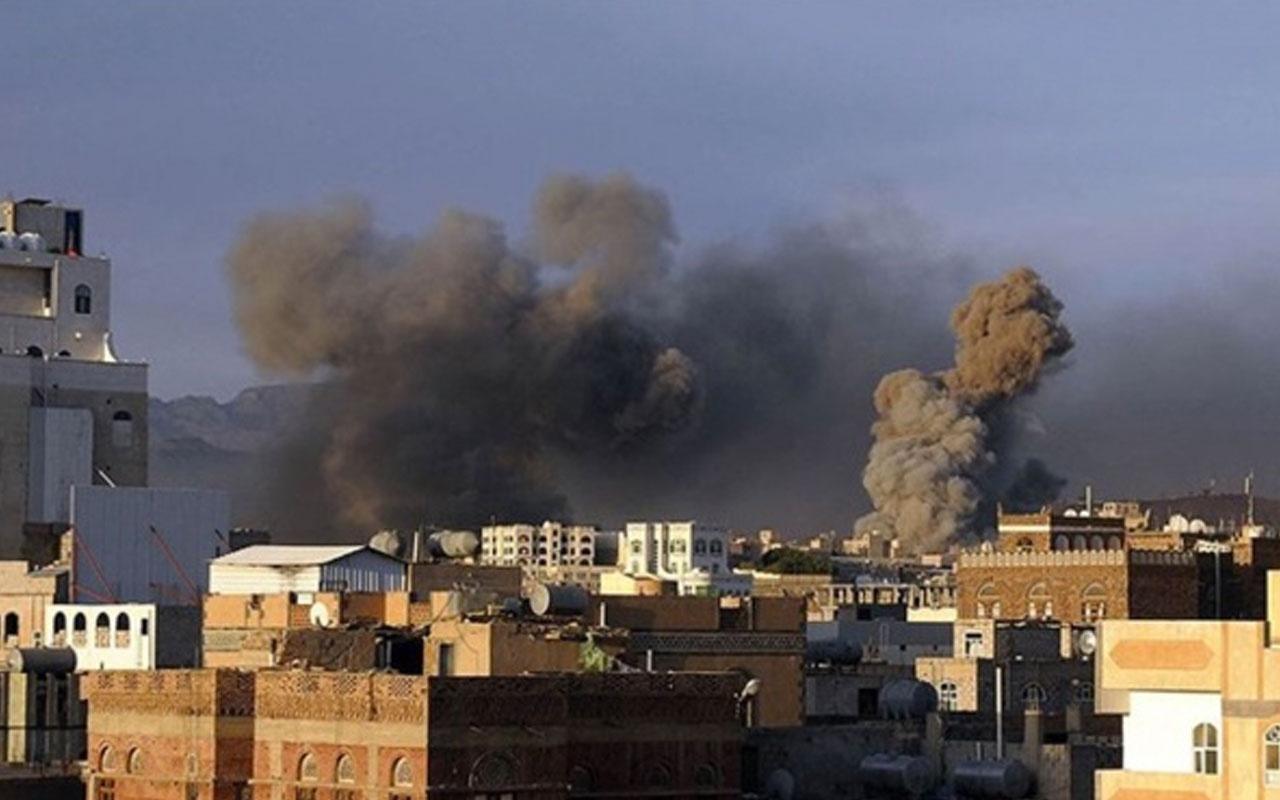 Yemen'de hapishaneye hava saldırısı! 50 ölü 100 yaralı