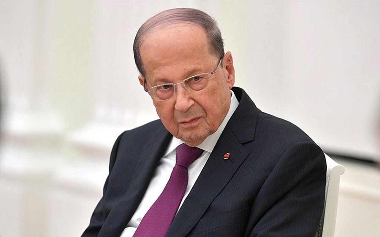 Lübnan Cumhurbaşkanı küstah sözler Osmanlı'ya nefret kustu