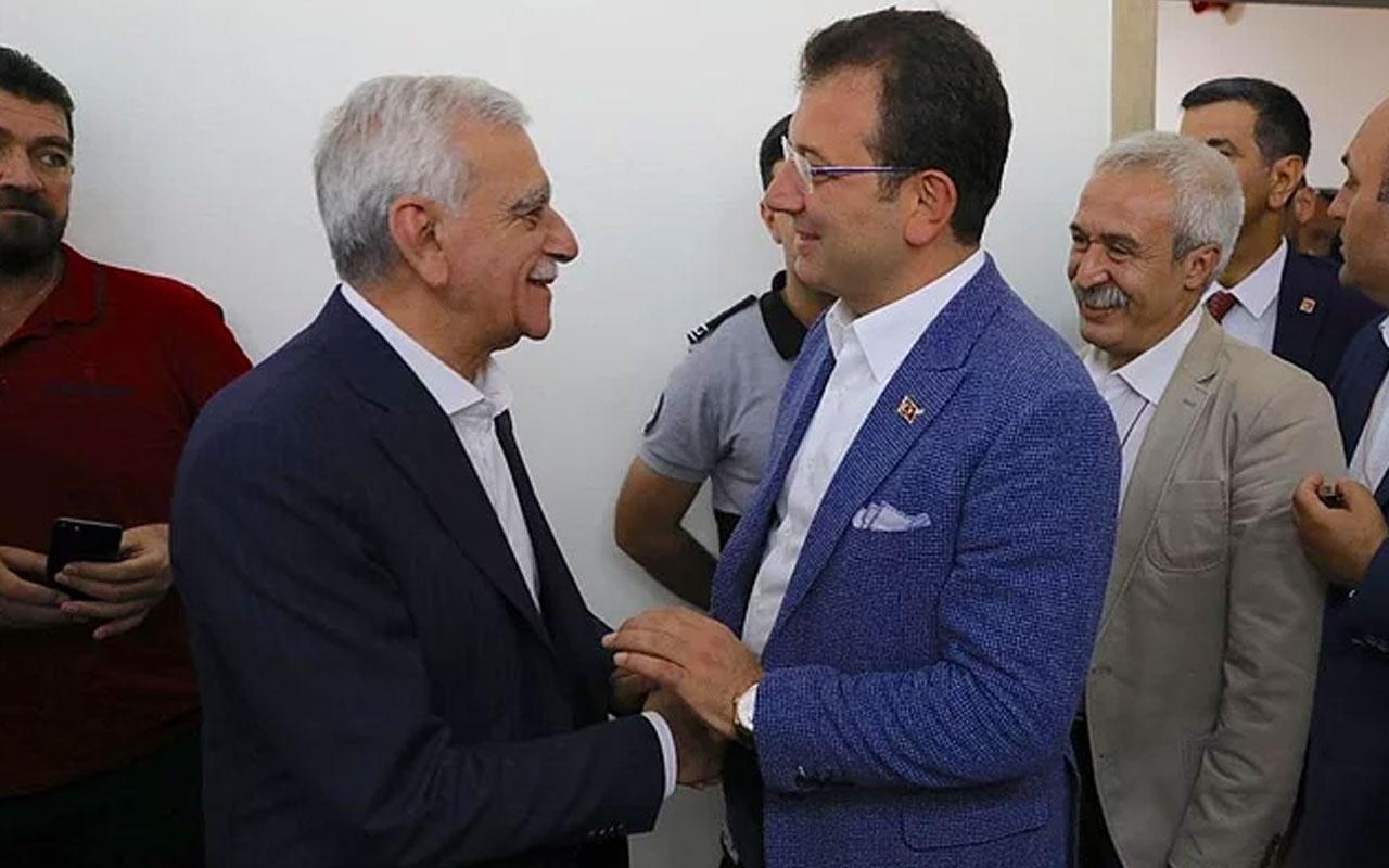Ahmet Türk'ten İmamoğlu'na sitem! Biz sizin kazanmanız için çalıştık ama...