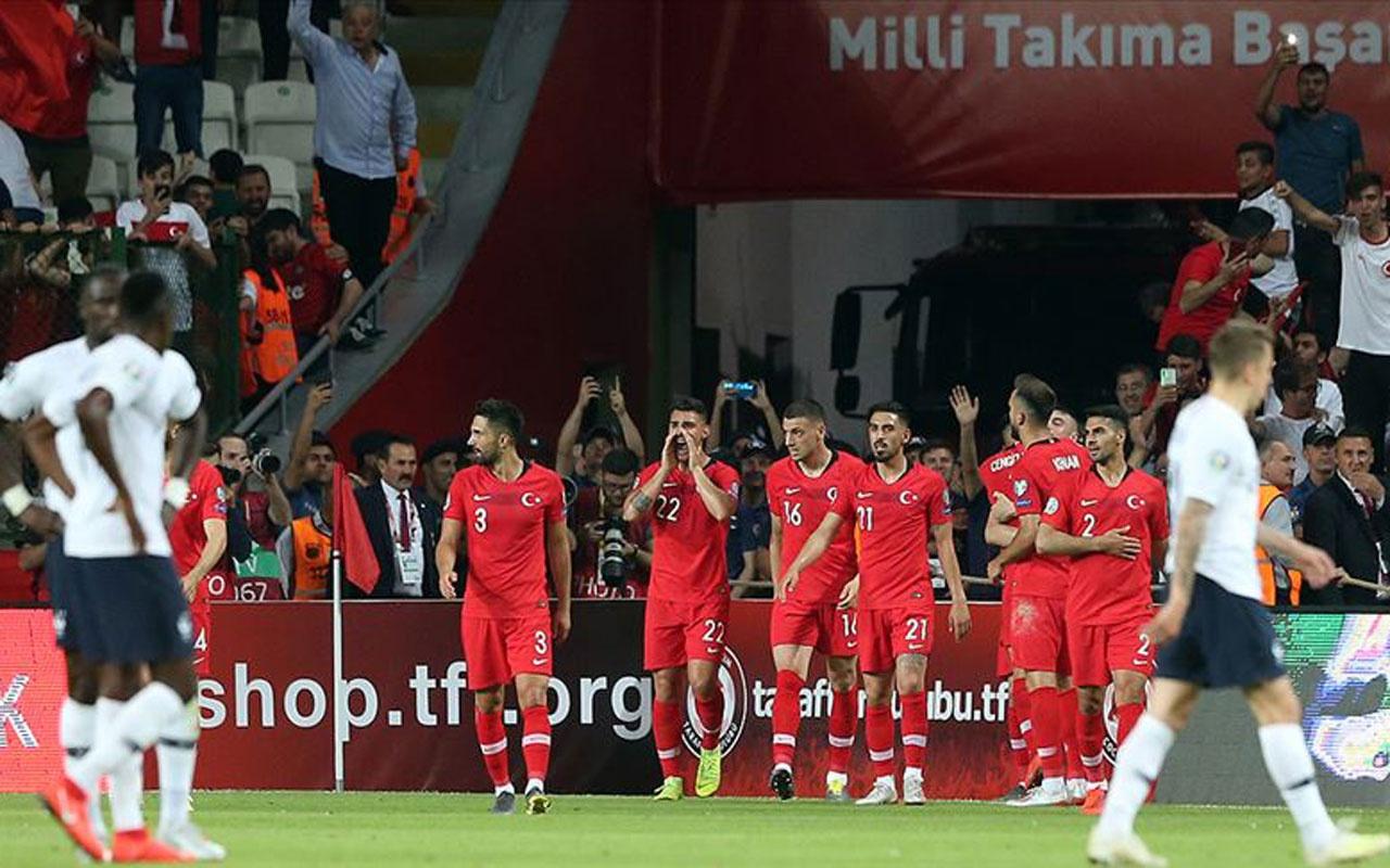 A Milli Futbol Takımı yarın İstanbul'da toplanacak