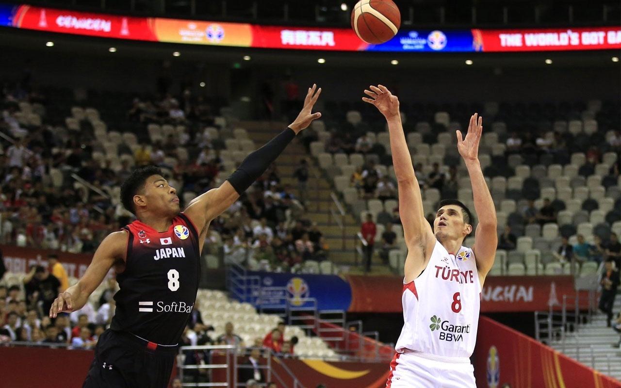 Türkiye Japonya'yı devirdi Dünya Kupası'na rahat başladı