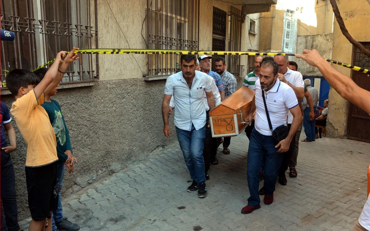 Kahramanmaraş'ta yalnız yaşayan Suriyeli evinde ölü bulundu