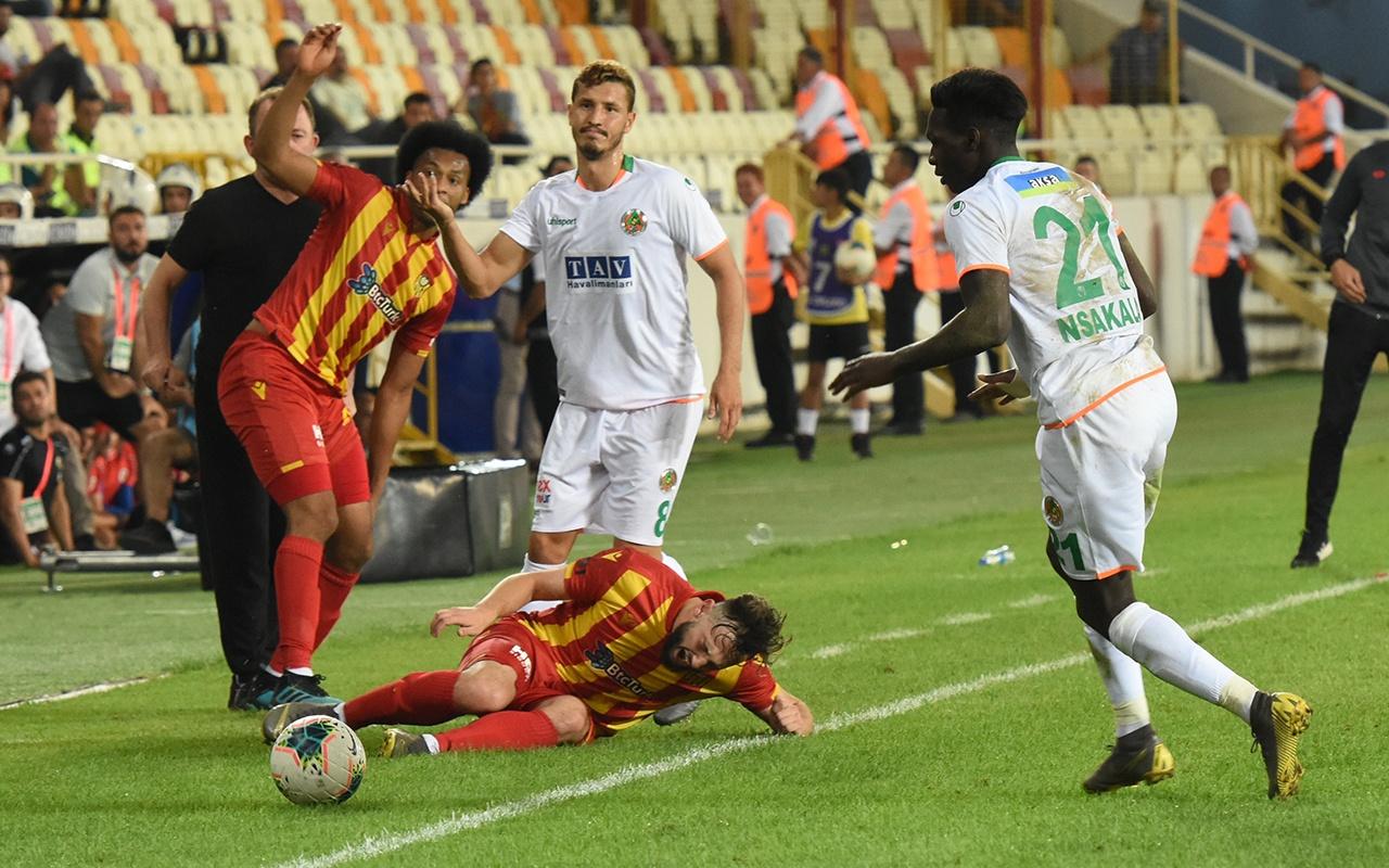 Yeni Malatyaspor Alanyaspor maçı golleri ve geniş özeti