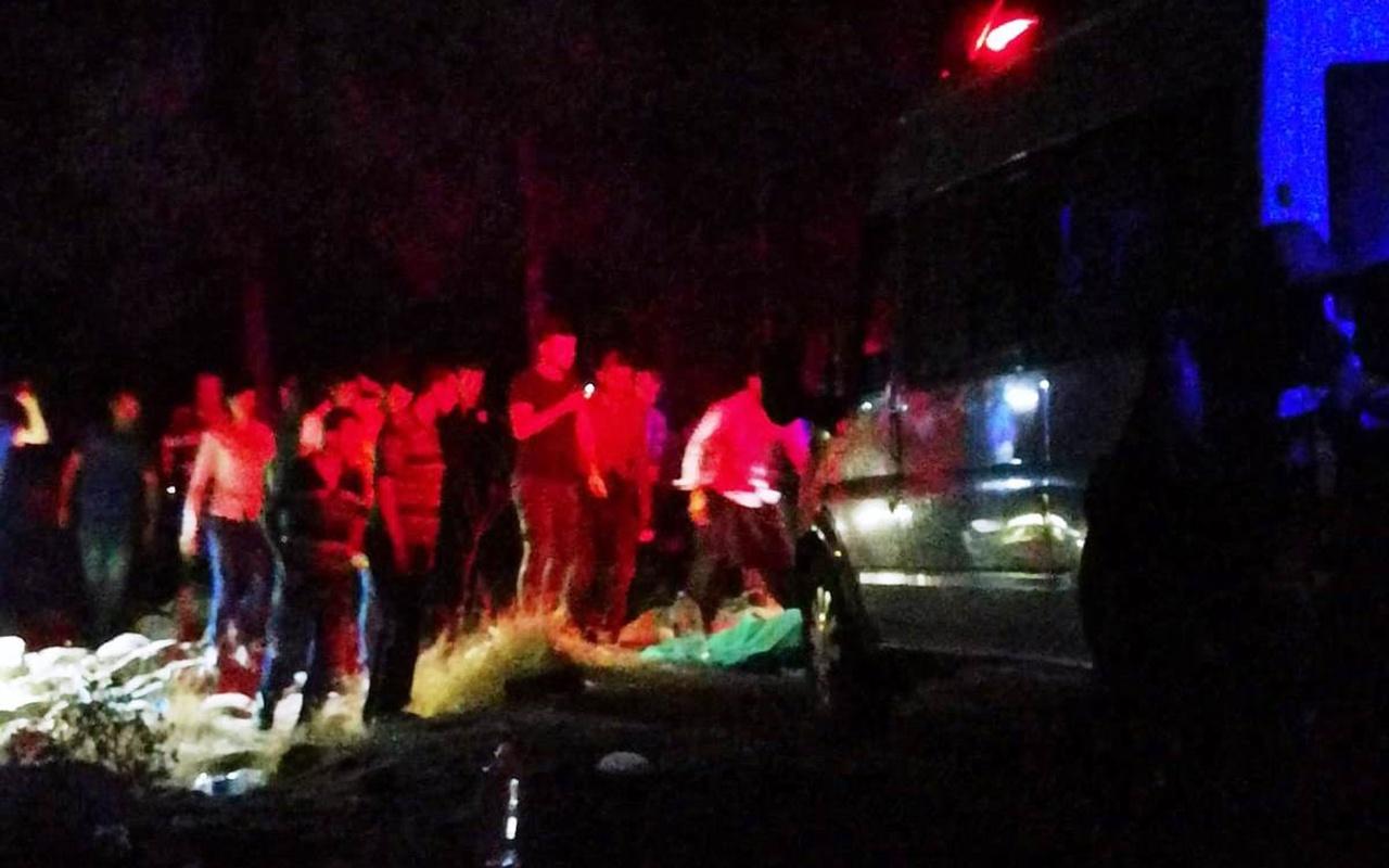 Kahramanmaraş'ta piknikte anne ve kızı boğuldu