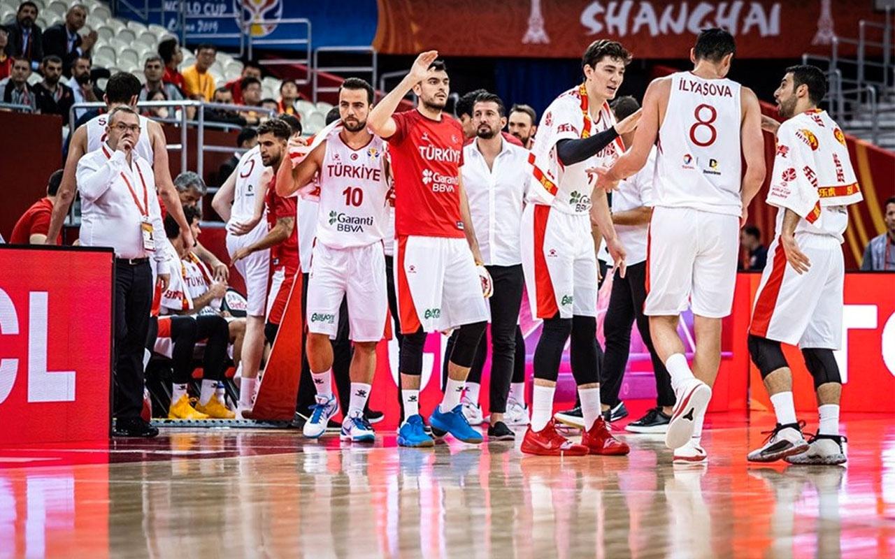 A Milli Erkek Basketbol Takımı, zorlu ABD virajında
