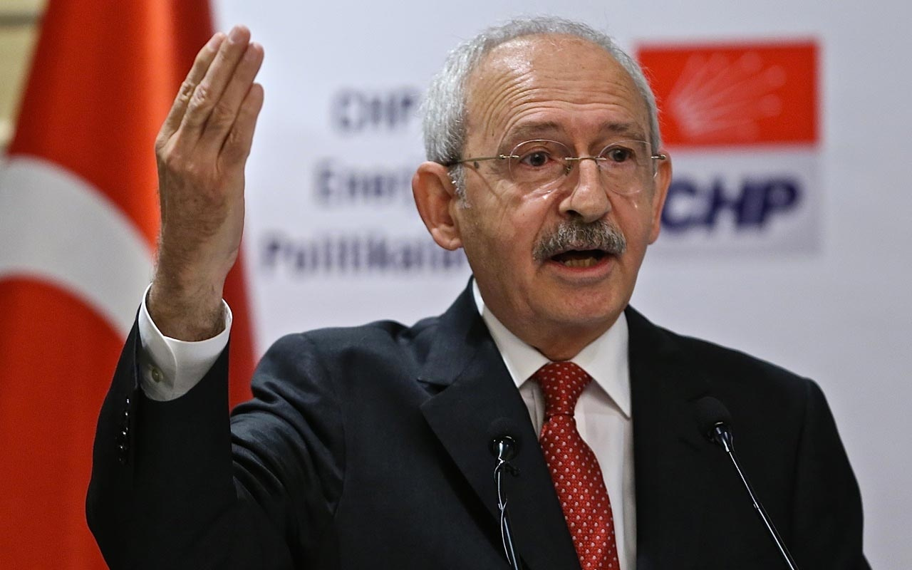 Kemal Kılıçdaroğlu'ndan adli yıl açılışıyla ilgili sert tepki!