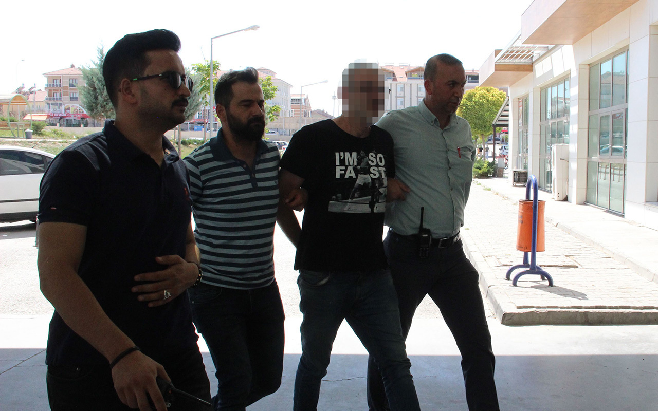 Karaman'da eski eşini öldürmeye gittiği iddia edilen şahıs tutuklandı