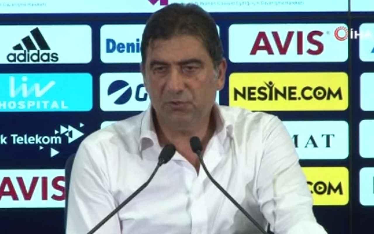 Trabzonspor Teknik Direktörü Ünal Karaman: Uğur çok iyi maç çıkardı