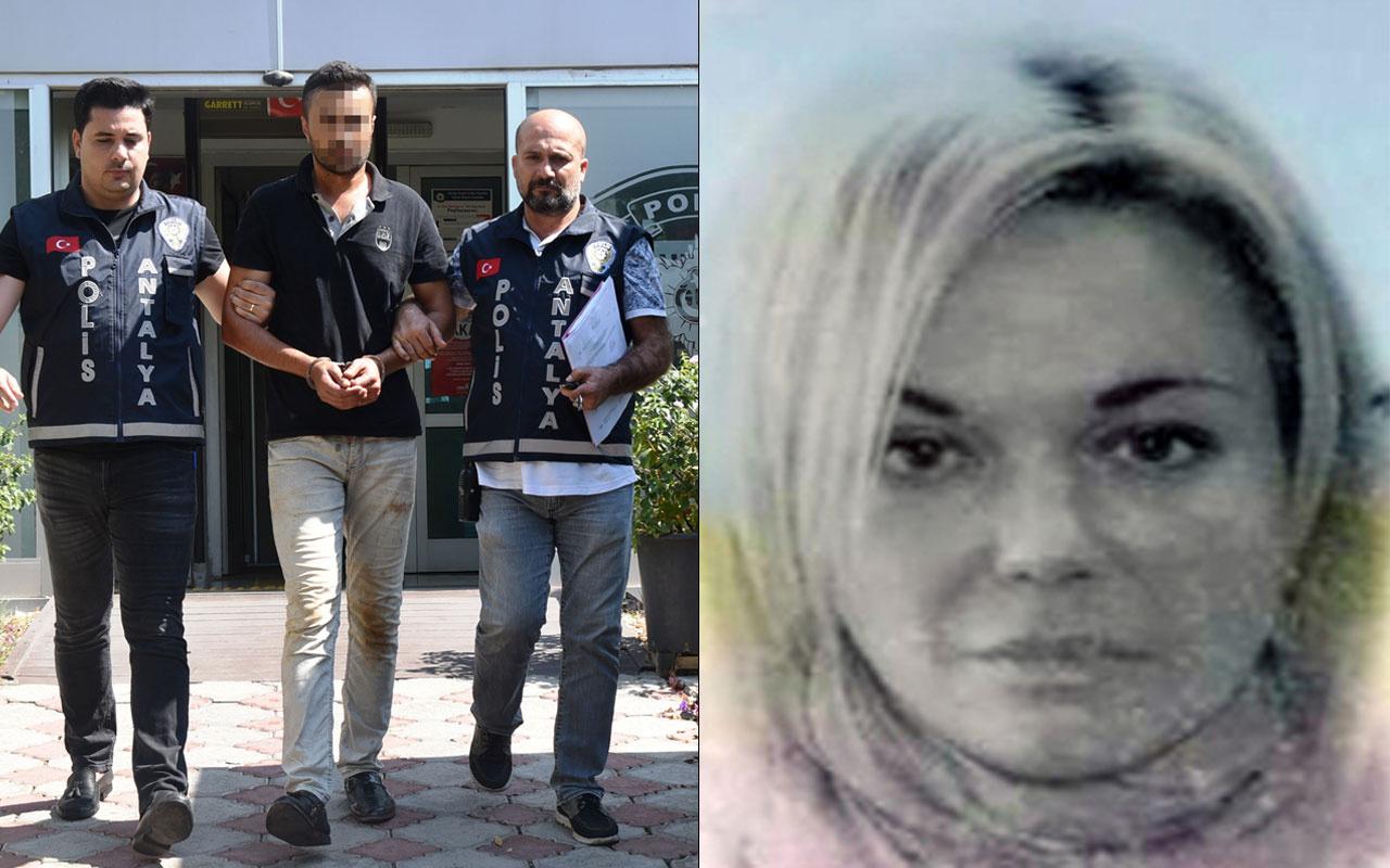 Antalya'da Ukraynalı bir kadın boğularak öldürüldü...