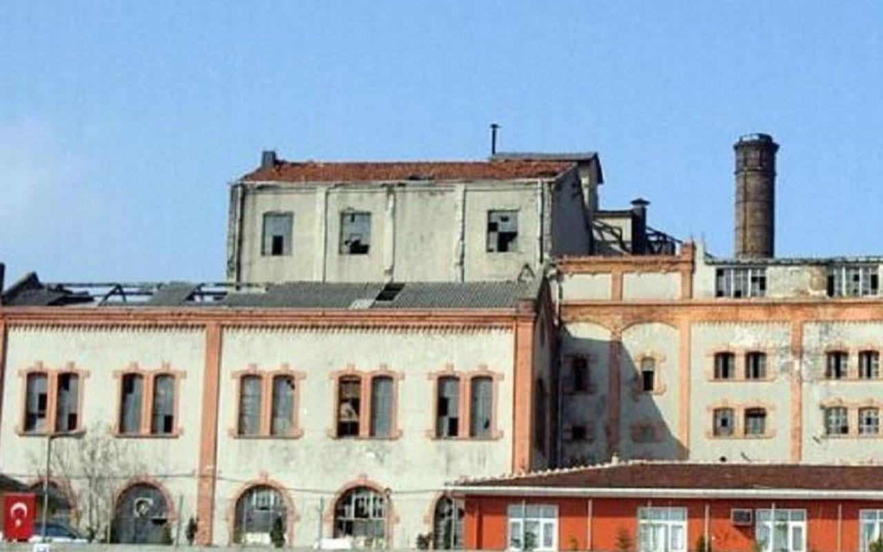 Bomonti Bira Fabrikası'nın taşınmazları Diyanet'e verildi! Mescit-yurt yapılacak