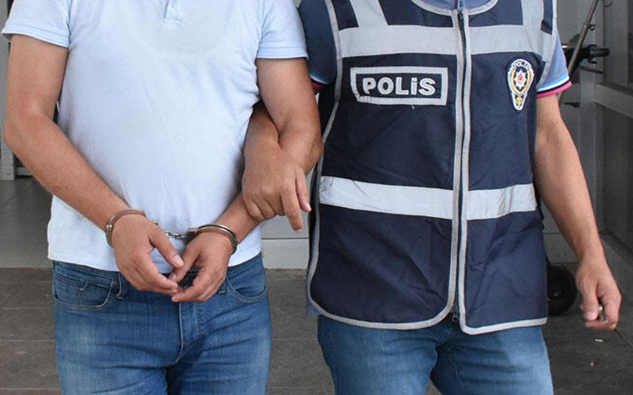 Samsun'da FETÖ hükümlüsü evinde yakalandı
