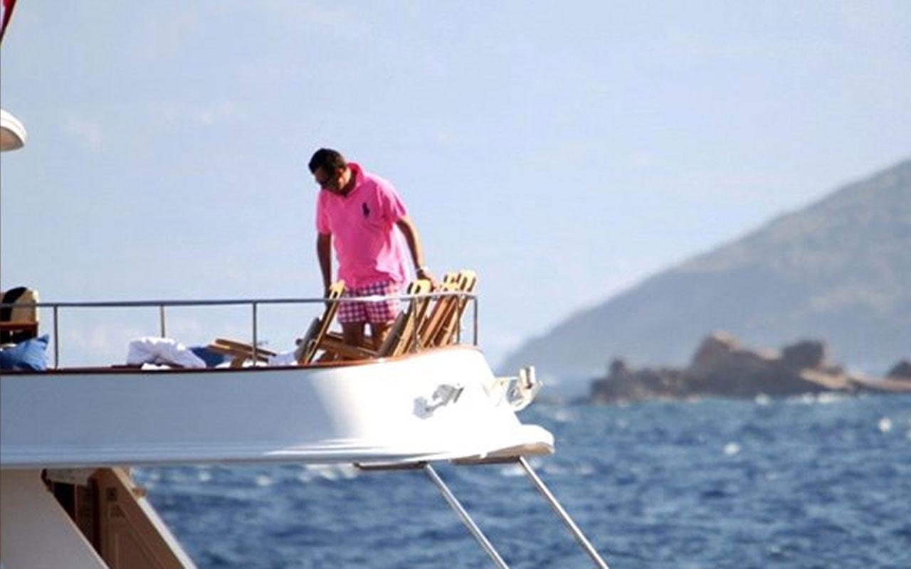 Beşiktaş Başkanı Orman'ın teknesini çalıp Yunanistan'a insan kaçırdılar