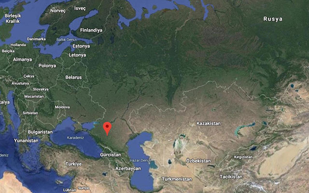 Rus savaş uçağı düştü! Pilotlar aranıyor