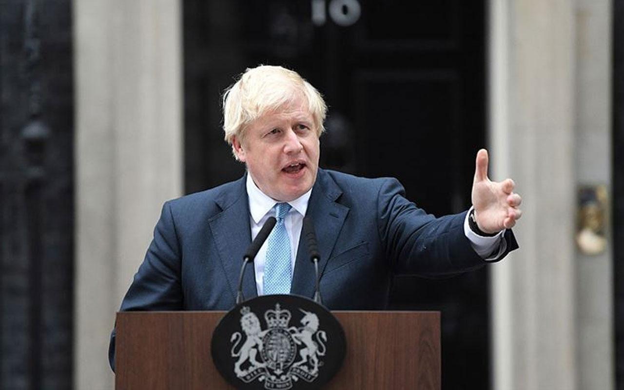 İngiltere Başbakanı Johnson erken seçim istedi!