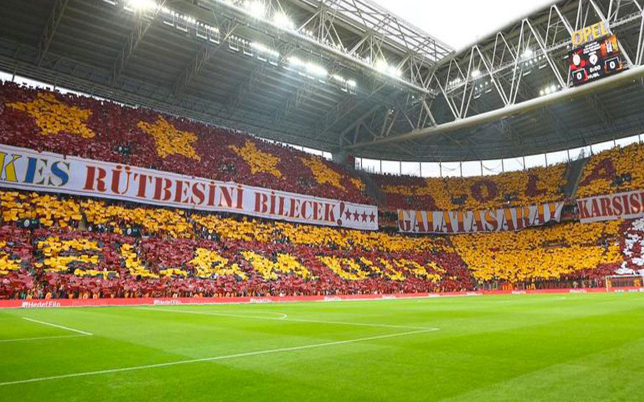 Galatasaray TFF'ye başvurdu! TT Arena'yla ilgili bomba gelişmeye bakın