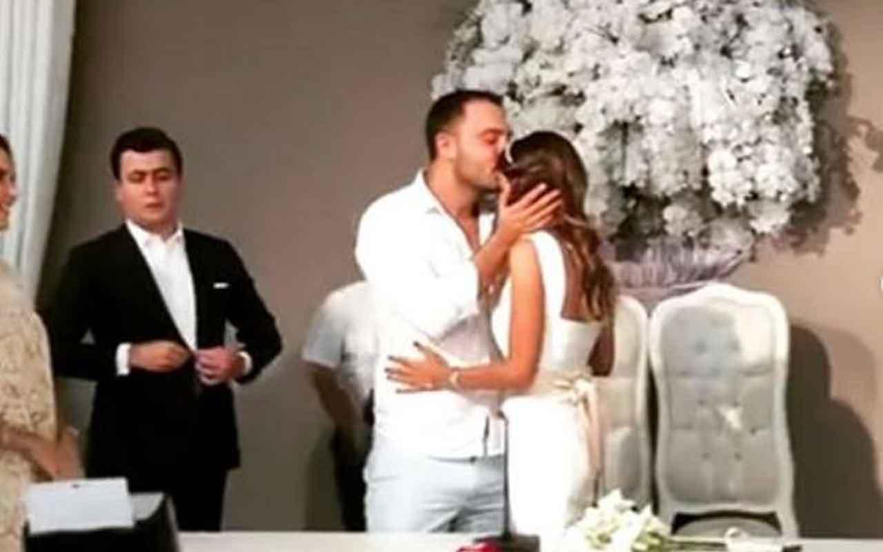 Bircan Bali avukat Ömer Gezen ile evlendi