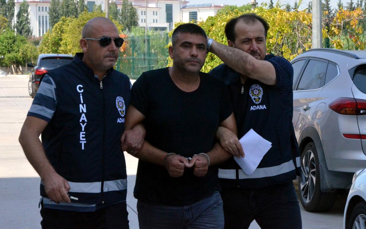 Adana'da eski kız arkadaşını vuran zanlı tutuklandı