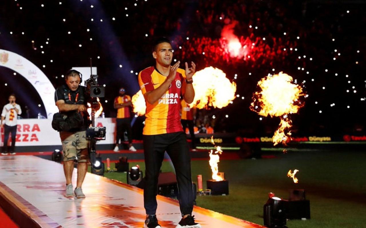Galatasaray'dan yeni transferlere efsane tören!