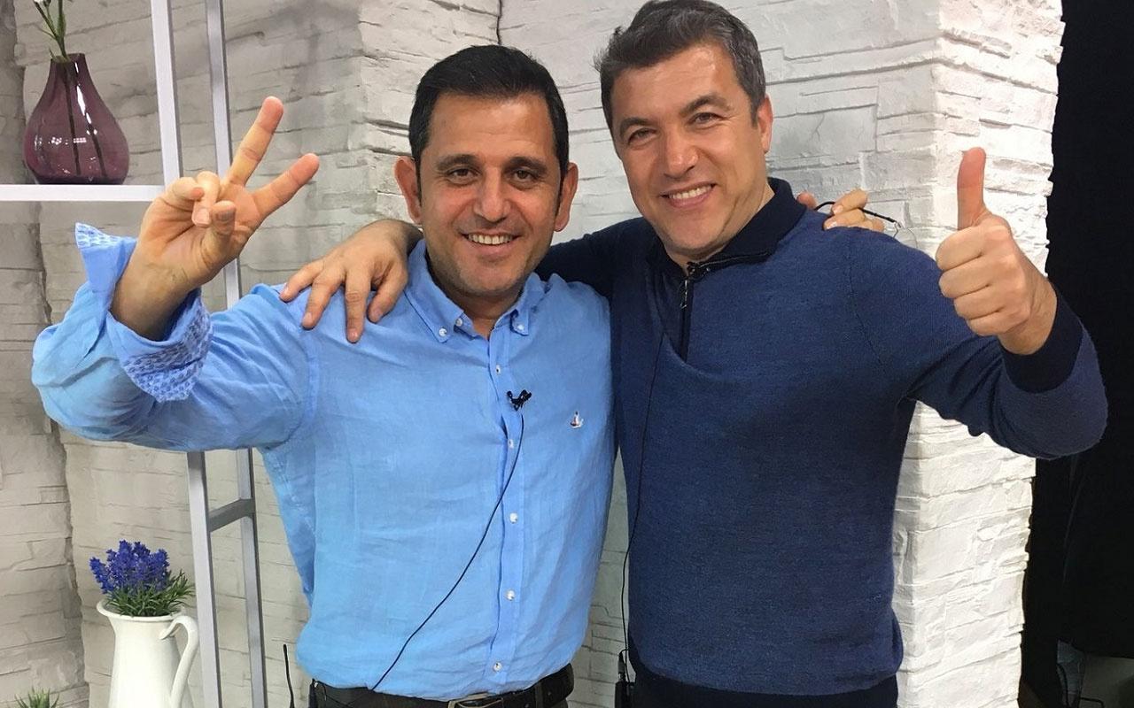 Fox TV müjdesi İsmail Küçükkaya Fatih Portakal'la fotoğrafını paylaşıp tarih verdi