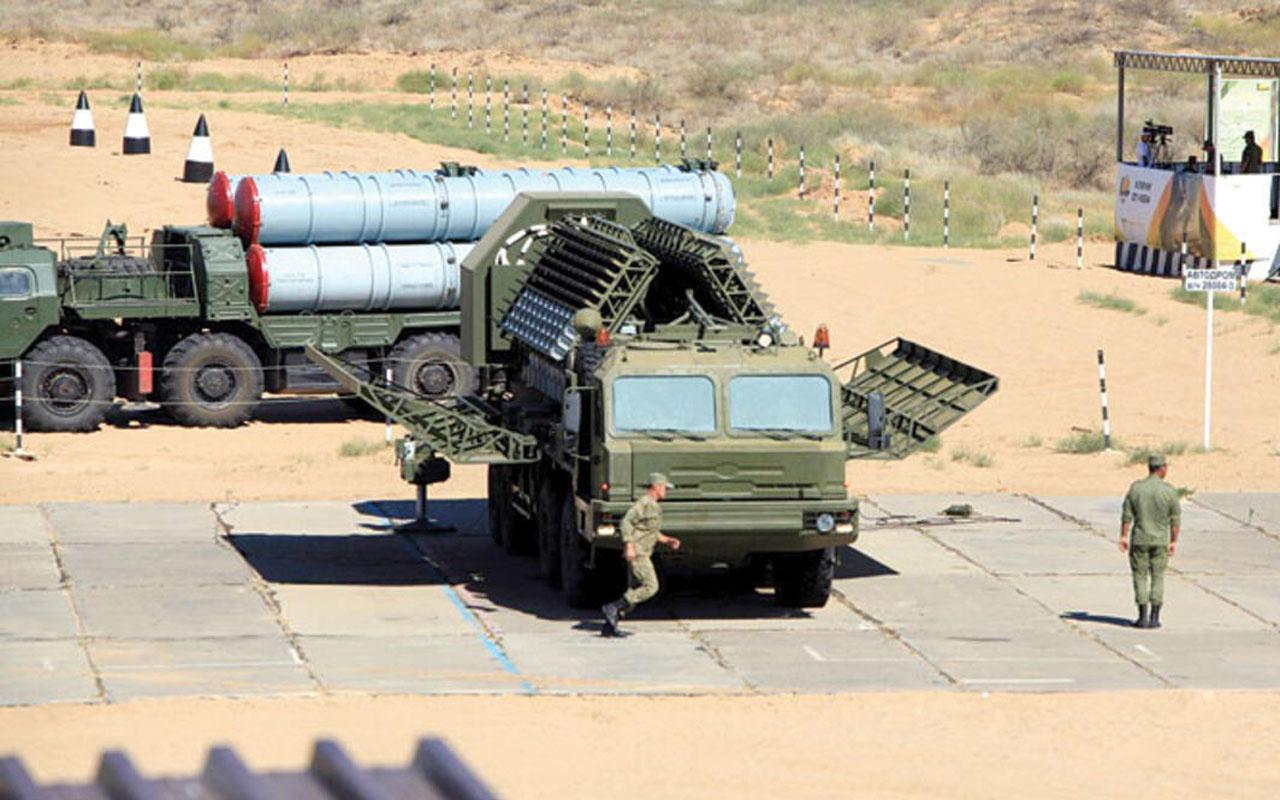 Milli Savunma Bakanlığı duyurdu! S-400 eğitimi Rusya'da başladı
