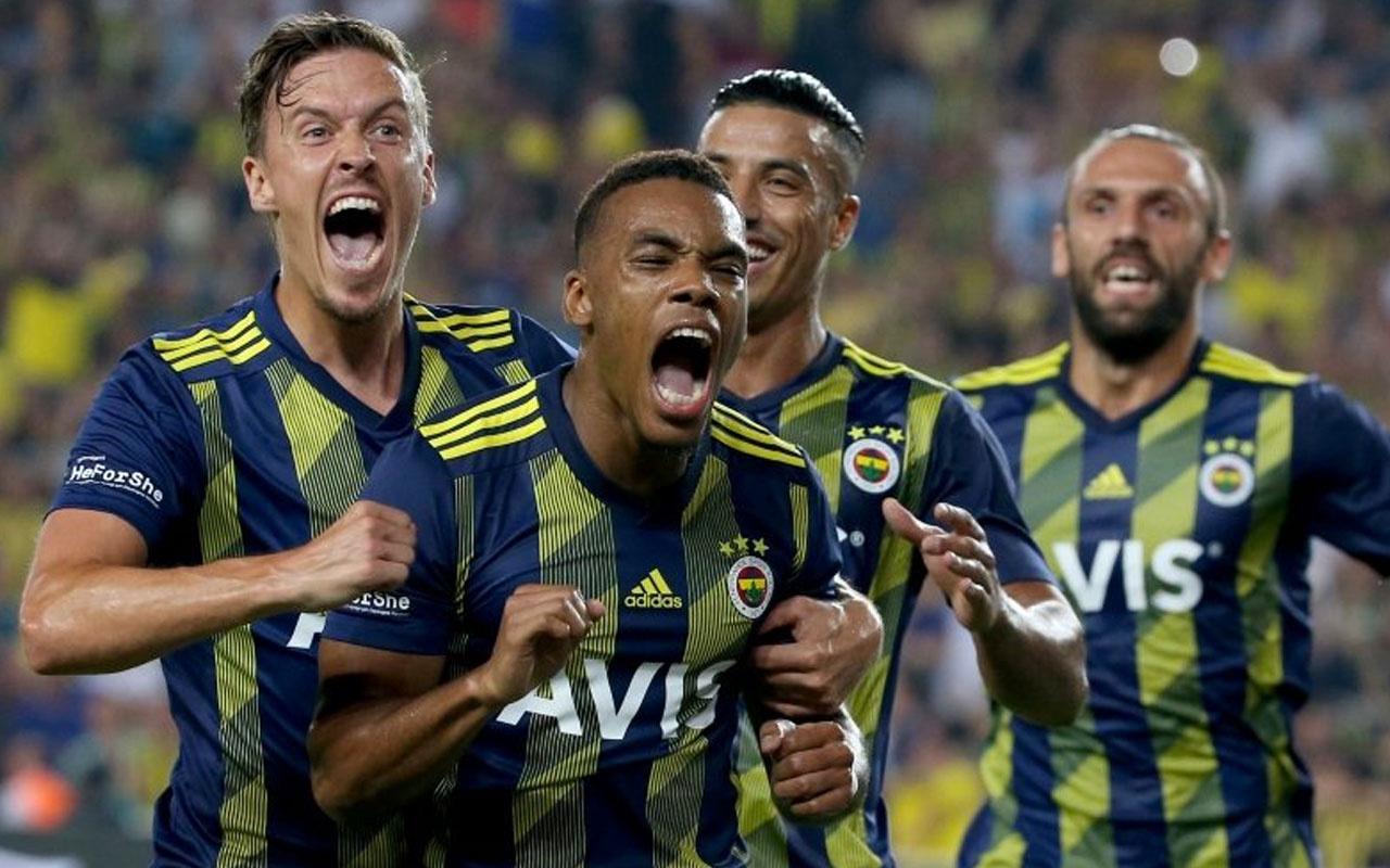 Fenerbahçe Avrupa'nın devleriyle aynı listede