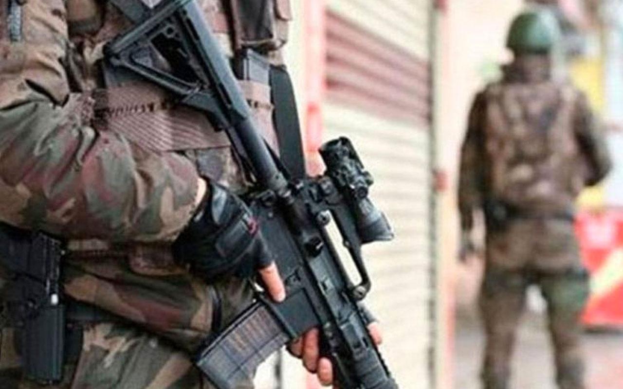 Gri listede arananan PKK'lı terörist etkisiz hale getirildi