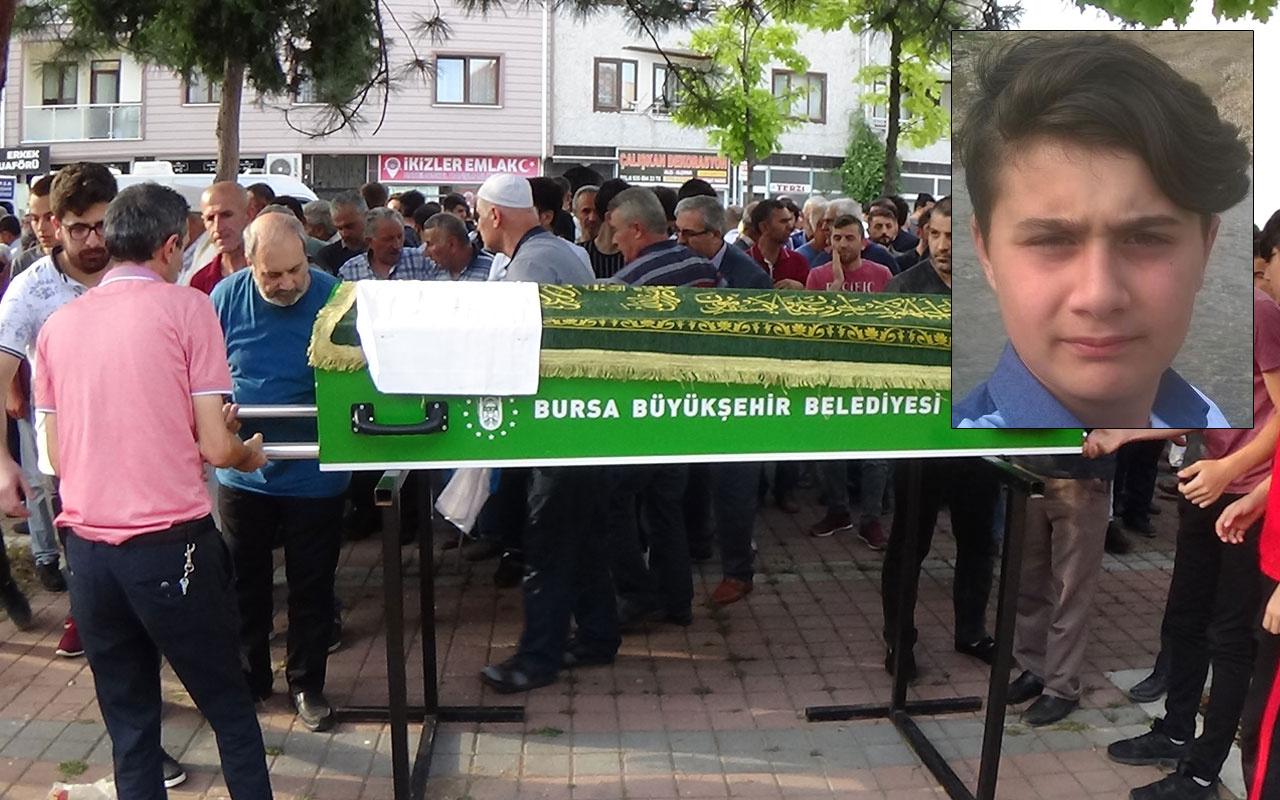 Bursa'da trafik kazasında ölen lise öğrencisi Samet'in organları 5 kişiye umut oldu