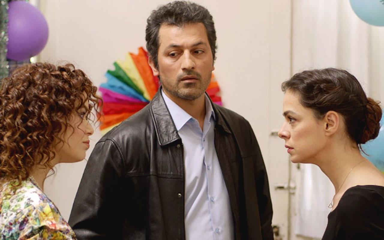 Kadın dizisindeki Arif Feyyaz Duman Zozan Şimşek ile evlendi! Özge Özpirinçci gelmedi