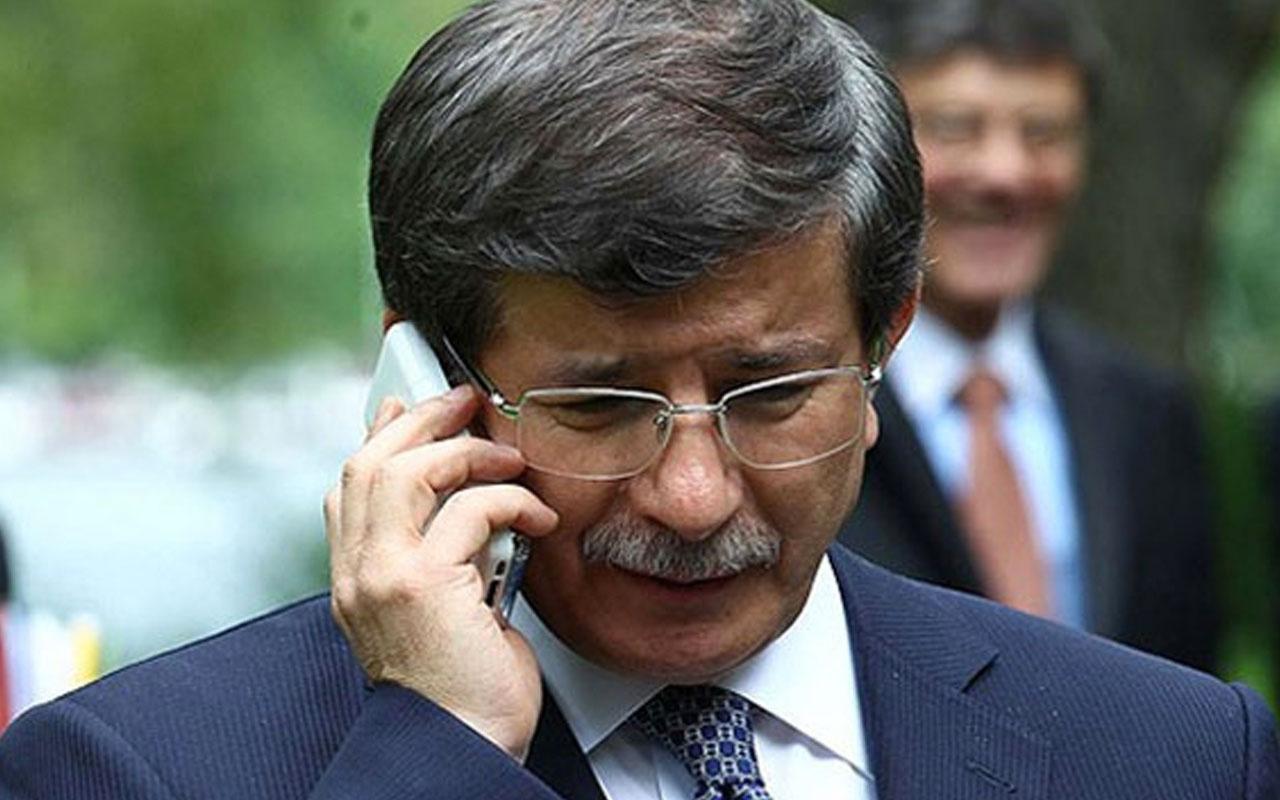 Ahmet Davutoğlu'dan sürpriz telefon! HDP binası önünde eylem yapan annelere destek oldu