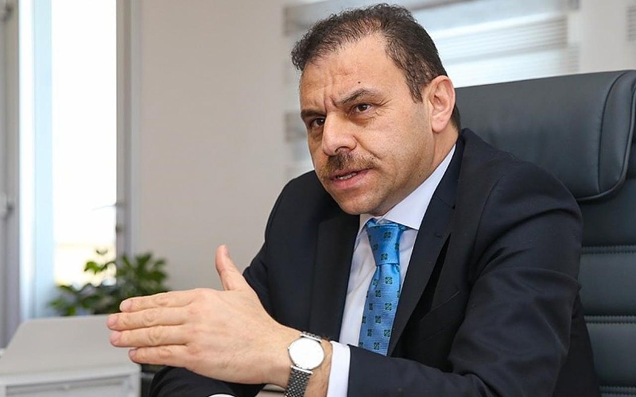 TMSF Başkanı Gülal'dan Dumankaya ve Fi Yapı mağdurlarına ilişkin açıklama