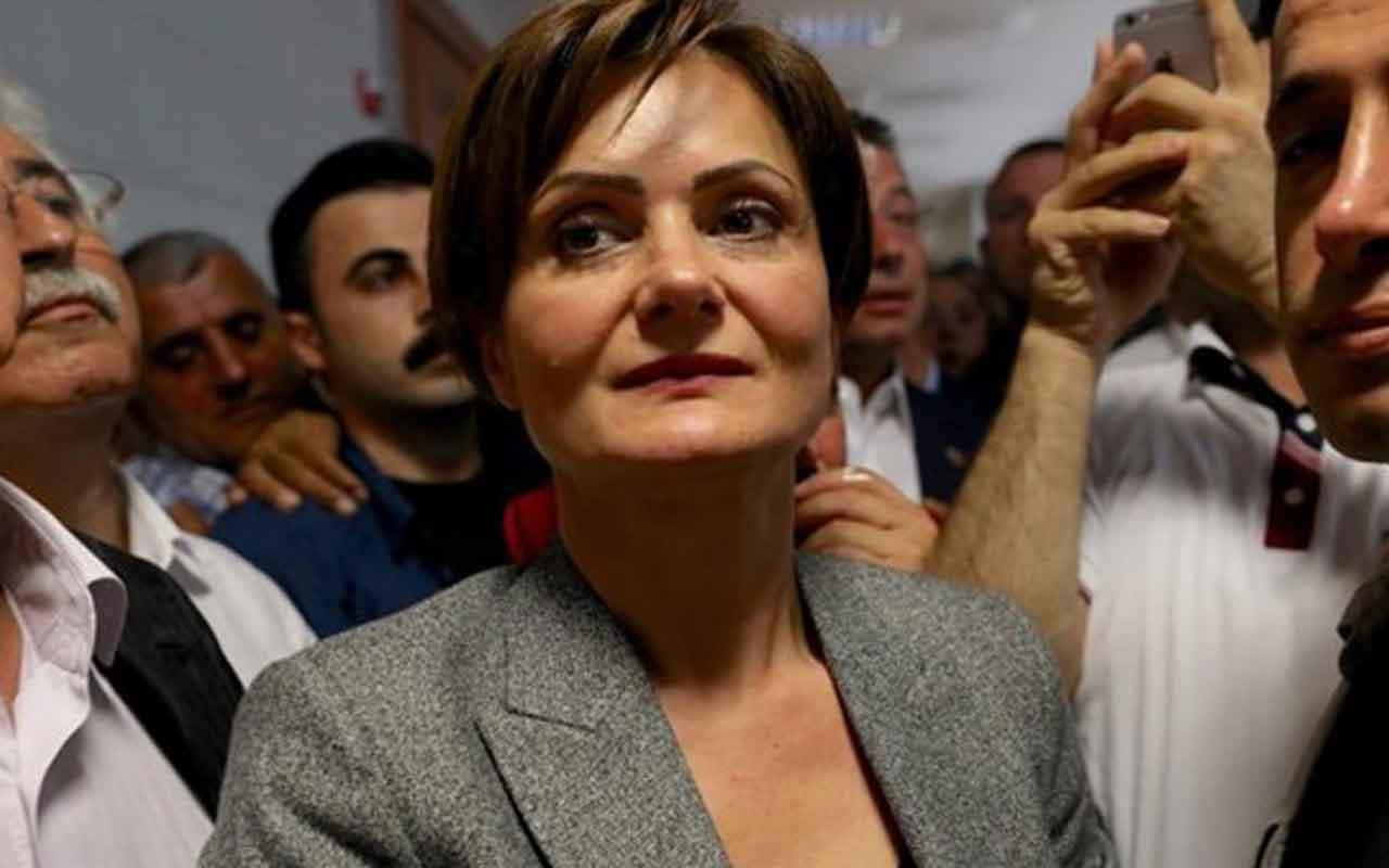Canan Kaftancıoğlu'dan adliye önünde ilk açıklama