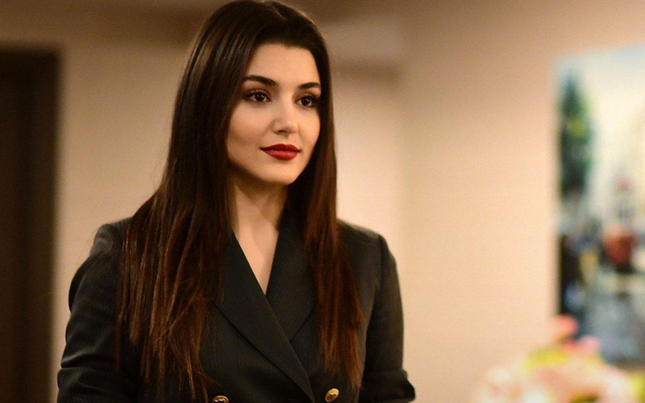 Hande Erçel yeni diziyle anlaştı TRT 1'in Halka'sından apar topar ayrılmıştı